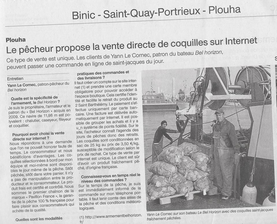 ouest france 161015